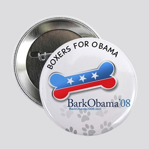 Boxers for Obama button