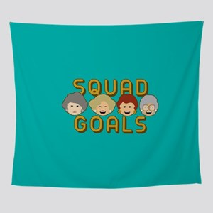 Golden Girls Squad Goals Wall Tapestry