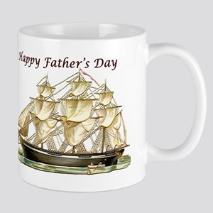 Father's Day Classic Tall Ship Mugs