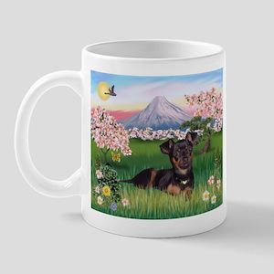 Blossoms & Min Mug