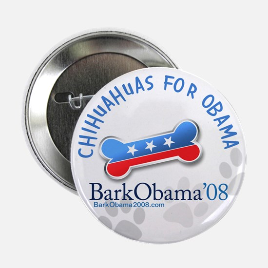 Chihauhaus for Obama button