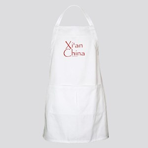 Xi'an China - BBQ Apron