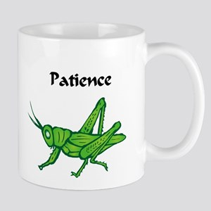 Patience Grasshopper Mug