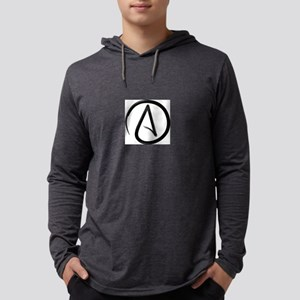 Atheist Symbo Long Sleeve T-Shirt