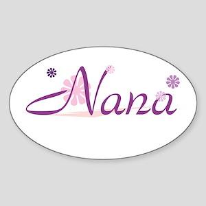 Nana Sticker (Oval)