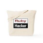 Ruby Hacker Tote Bag