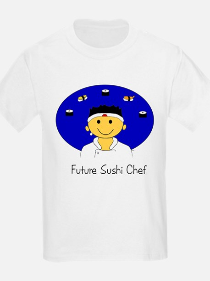 Future Sushi Chef Kids T-Shirt