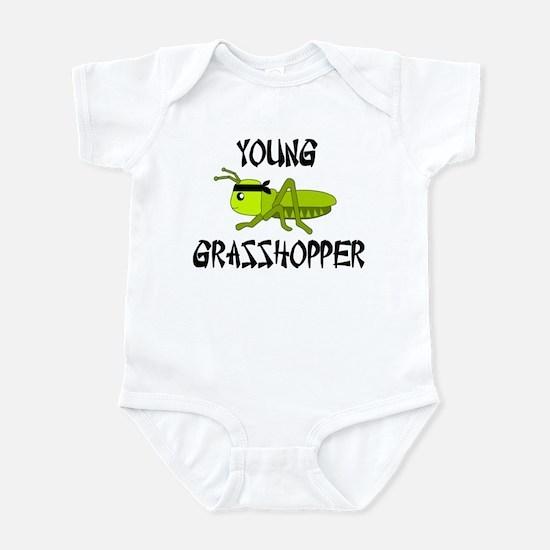 Young Grasshopper Challenge Infant Bodysuit