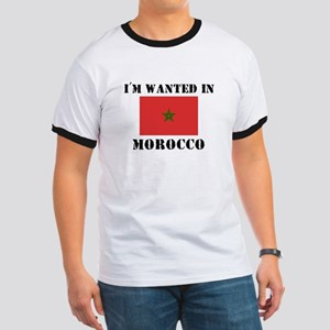 I'm Wanted In Morocco Ringer T