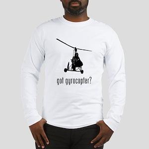 Gyrocopter Long Sleeve T-Shirt