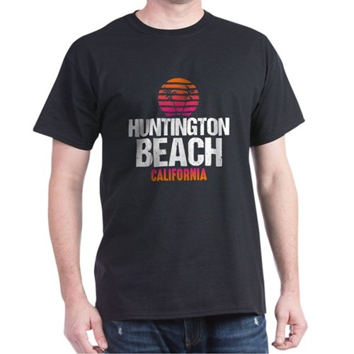 Sunset Huntington Beach T-Shirt