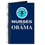 Nurses for Obama Journal