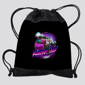 Transformers Megatron Rise Up Drawstring Bag