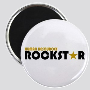 Human Resources Rockstar Magnet