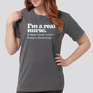 Grey's Anatomy I'm a R Womens Comfort Colors Shirt