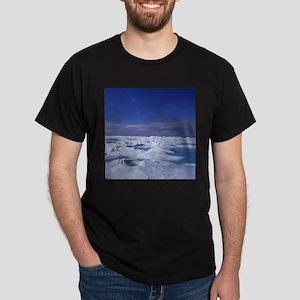 Arctic Ice Floe Dark T-Shirt