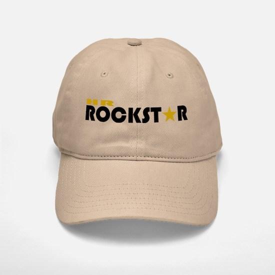 HR Rockstar Baseball Baseball Cap