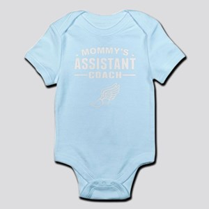 Mommy's Assistant Track Coach Body Suit