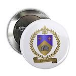CLOUTIER Family Crest Button