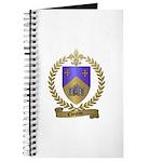 CLOUTIER Family Crest Journal