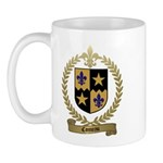 COMEAU Family Crest Mug