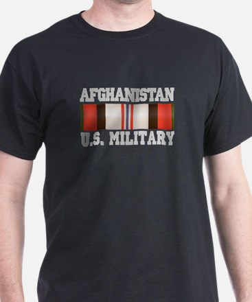 Afghanistan US Military T-Shirt
