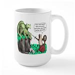Dragon Slayer 15 Oz Ceramic Large Mug Mugs