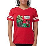 Dragon Slayer Womens Football Shirt T-Shirt