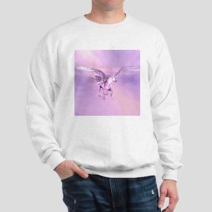 Winged Unicorn Sweatshirt