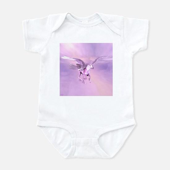 Winged Unicorn Infant Bodysuit