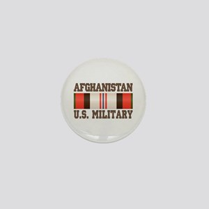 Afghanistan US Military Mini Button