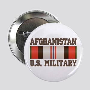 """Afghanistan US Military 2.25"""" Button"""
