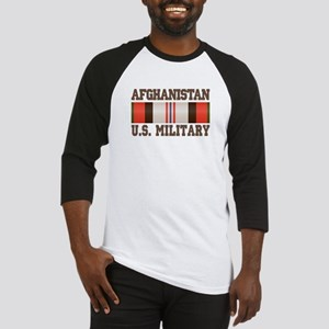 Afghanistan US Military Baseball Jersey
