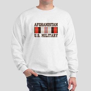 Afghanistan US Military Sweatshirt