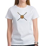 Spartan shield and spears Women's T-Shirt