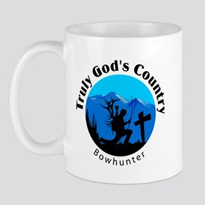 Truly Gods Country Mugs