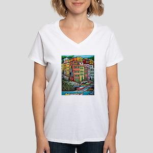 Colours of Riomaggiore T-Shirt