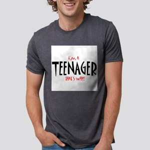 I'm a Teenager Ash Grey T-Shirt
