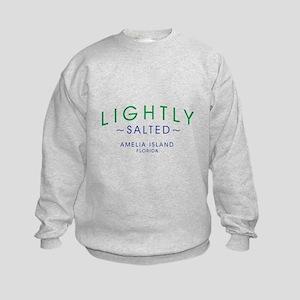 Lightly Salted Amelia Island Florida Sweatshirt