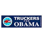 Truckers for Obama Bumper Sticker (50 pk)