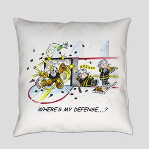 Where's My Defense? Everyday Pillow