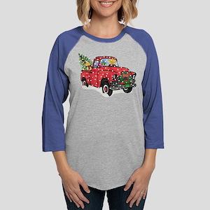 805b6f392e0 Golden Retrievers Xmas Red Tru Long Sleeve T-Shirt