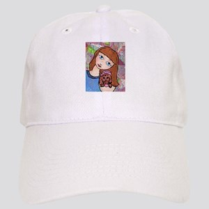 Kritter Girl and Baby - Dog Cap