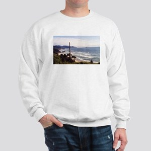 Manzanita Landscape Watercolor Sweatshirt