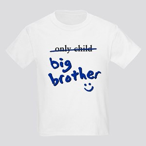 Only Child / Big Brother Kids Light T-Shirt