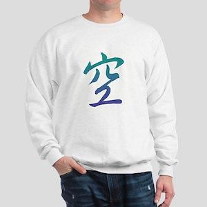 Sky kanji Sweatshirt
