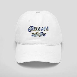 Obama 2008 Earth Cap
