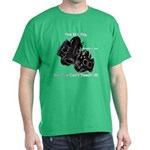 Yes It's Big No, You Can't Touch It - Dark T-Shirt