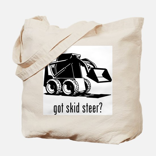 Skid Steer Tote Bag