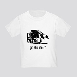 Skid Steer Toddler T-Shirt